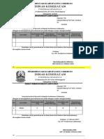 Form Permintaan Larvasida