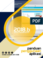 Panduan Aplikasi Dapodikdasmen Versi 2018