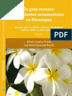 Las Plantas Ornamentales en Nicaragua - UNA.pdf