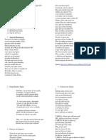 Poemas de La Segunda Mitad Del Siglo XVI