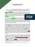 ECONOMIA Y NEGOCIOS (Edicion Previa) - El Buen Gobierno Corp
