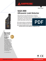 ULD-300 Ultrasonic Leak Detector