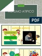 AUTISMO ATIPICO