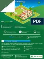 Photocatalytic Nano Technology Green Campus