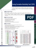 TCFR Product Sheet A4 2016