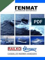 Tenmat Marine Catalog Spanish
