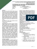 JournalNX- Apriori Algorithm