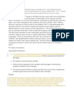 English s2 Term Essay Compare Contrast Narrative