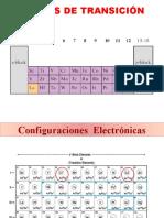 Teorica 11-12 - Metales de Transicion y Metalurgias
