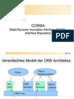Corba Interface Repository