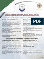 Programme English