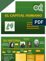 Clase Capital Humano