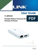 TP-LINK TL-MR3040