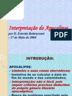 13.Apocalipse Seg d. Estêvão b.