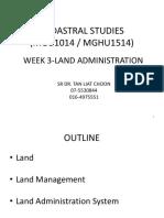 National Land Code 1956 Act 56