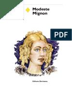 A] Modeste Mignon