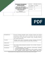 10. SPO Evaluasi ketepatan waktu.doc