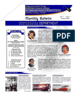 Mechanical Bulletin - Issue 1