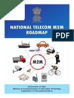 National Telecom M2M Roadmap