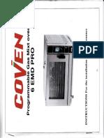 Cuptor Coven - 6emd Pro