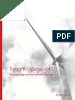 Wind Turbine Vestas_V47