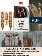 Ras Dan Etnik