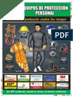 Afiche Equipos de Proteccion Personal 2016.pdf
