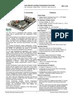 TEC-1123 Datasheet 5144G