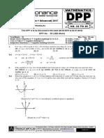 XI Maths DPP (14) - Prev Chaps.pdf