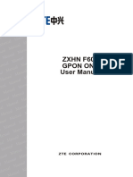 ZXHN+F600+PON+ONT+User+Manual
