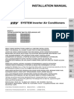 Installation Manual Fxdq-pbve Im