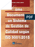 Como Documentar Un Sistema de Gestion