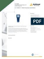 Tsi Velocicalc Multi Function Ventilation Meter 9565 p