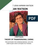 Jean Watson Report