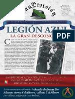 Cuaderno Historia Contemporánea UCM. La División Azul