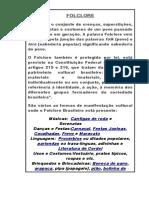 folclore texto informativo
