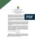 Reglamento 203 METEOROLOGIA