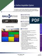 GallopStar Product Sheet Gallop A4 2016