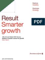 PWC-Global CEO Survey