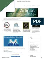 BrasilPNL Artigos _ a Casa Da PNL e Da EFT No Brasil