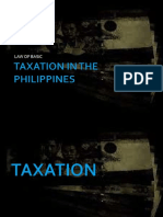 Taxation in the Phils
