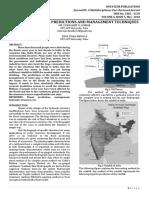 JournalNX- Flood Predictions