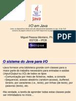 Aula IO Java