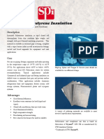 Extruded Polystyrene Insulation Datasheet