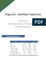 Diagnosis , klasifikasi Hipertensi.pptx