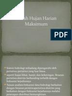 CHHM Dan Uji Kecocokan (1)