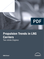PROPULSION TRENDS IN LNG CARRIERS MAN-2009
