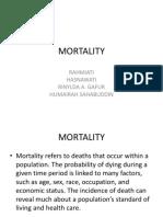 MORTALITY.pptx