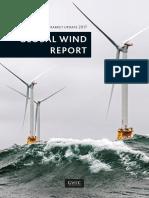 GWEC Global Wind Report_April 18