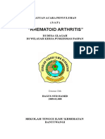 SAP Rhematoid Arthritis.doc